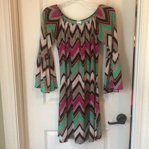 Pink Coconut small dress